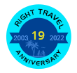 Right Travel Anniversary