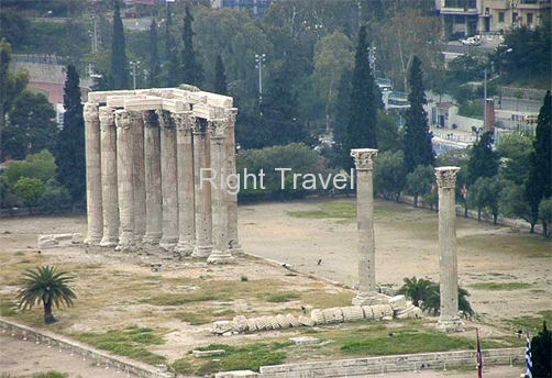 Greece Vacation Packages With Hosted Cruise Tours