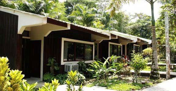 Ceiba Tops Lodge