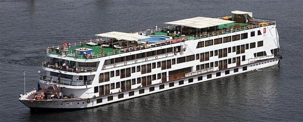 MS Elite Nile Cruise