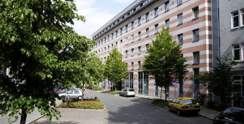 Intercity Hotel Nuremberg