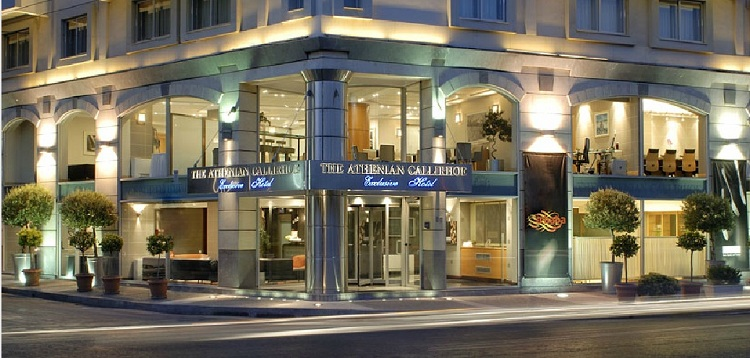 The Athenian Callirhoe Hotel Athens