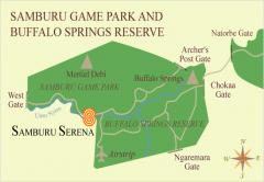 Samburu Serena Safari Lodge