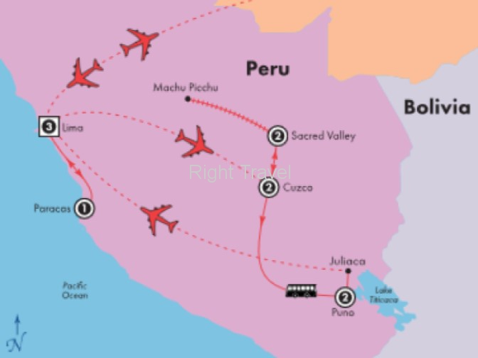 11 Day Classic Peru with Nazca Lines