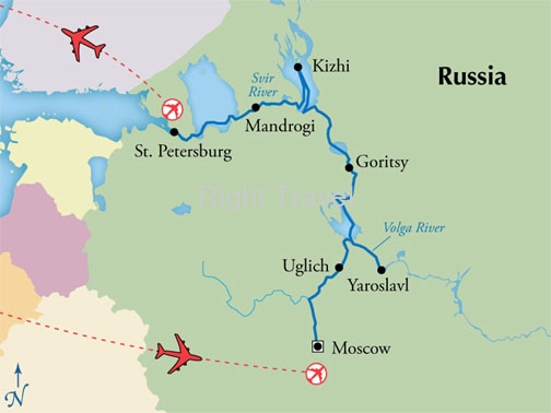 13 Day Russian River Cruise