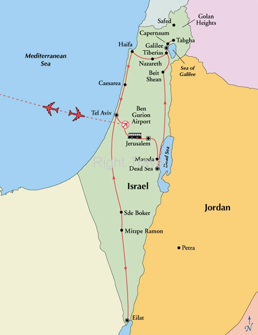 14 Day Affordable Israel with Eilat