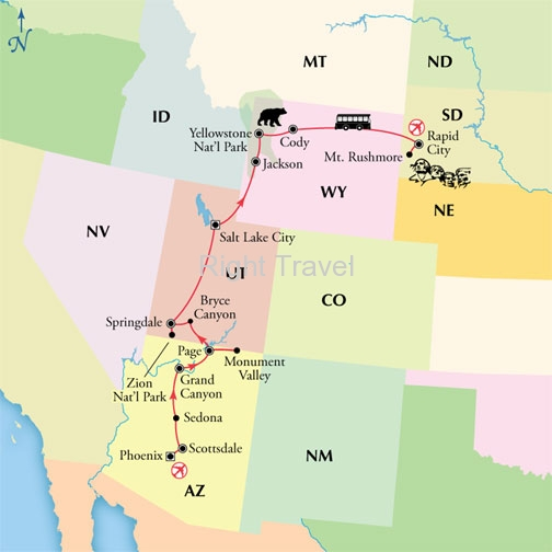 14 Day Ultimate National Parks