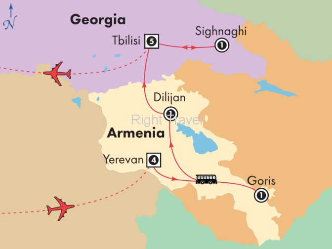 15 Day Armenia & Georgia Discovery