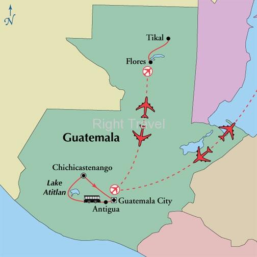 Guatemala Tour Guatemala Vacation Guatemala Package - Guatemala vacation
