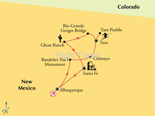 7 Day New Mexico Expressions of Life & Art