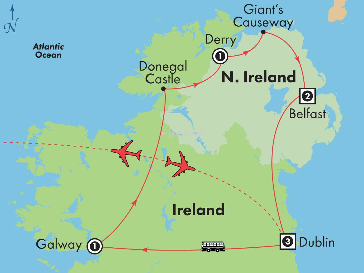 9 Day Affordable Northern Ireland