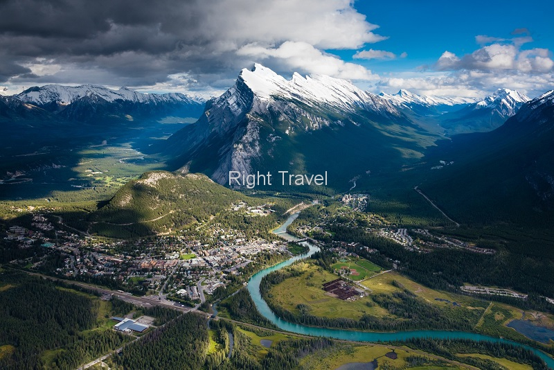 5 Day Canadian Rockies Express